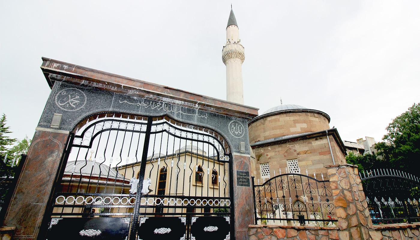Dzamija Sinan Tatar Beg